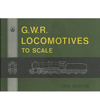 G.W.R locamotives to scale Ian beatie