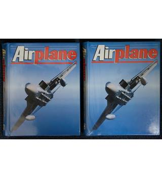 Parts 1-24 of Airplane magazine with binders