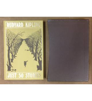 Just So Stories - Rudyard Kipling - Folio Society