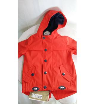 Red Marks and Spencer 3/6 months rain mac BNWT M&S Marks & Spencer - Red - Raincoat