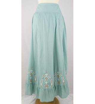 Principles - Size: 12 - Green - Gypsy Skirt