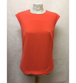 Medeleine - Size: 14 - Orange top BNWT NEW