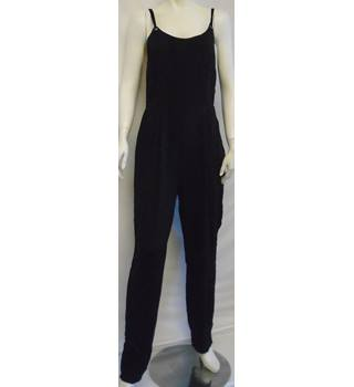 BNWT - New Look Jumpsuit - Size: 8 - Black