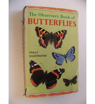 The Observer's Book of Butterflies