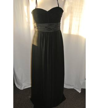 Alexon - Size: 12 - Black - Full length dress