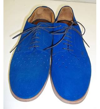 Paul Smith - Size: 7 - Blue - Lace-ups