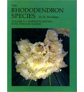 The rhododendron species volume 2