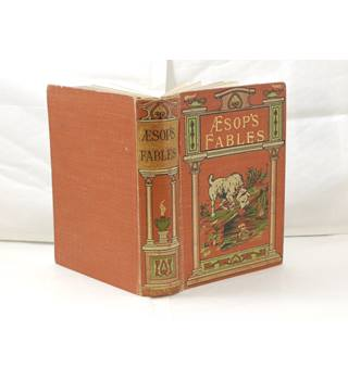 Aesops Fables illustrated by Harrison Weir publ George Routledge and Sons Limited c1917