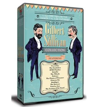 GILBERT AND SULLIVAN COLLECTION E