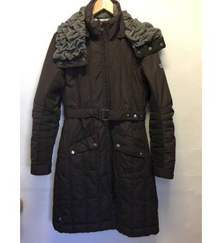 Anky long coat ANKY - Brown