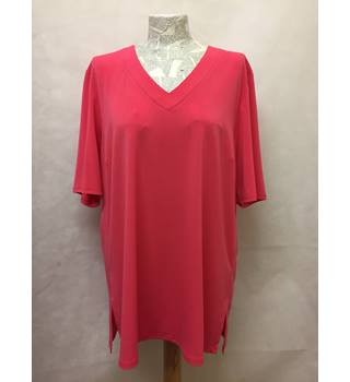 BNWT NEW Windsmoor - Size: M - Pink short sleeved top