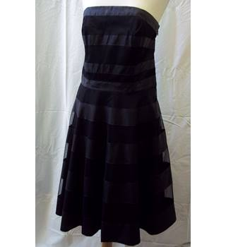 Next - Size: 14 - Black - Strapless dress