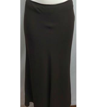 Gerard Darel - Size: 12 - Brown - Long skirt