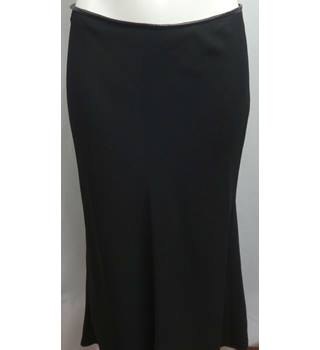 Gerard Darel - Size: 12 - Black - Long skirt