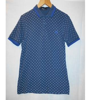 Fred Perry - Size: Small - Blue - Polo shirt