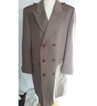 "Dunn & Co. pure new wool light brown coat 38""-40"" medium Dunn & Co - Size: M - Brown"