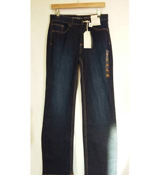 BNWT Marks and Spencer size 10 straight leg jeans M&S Marks & Spencer - Size: M - Blue - Jeans