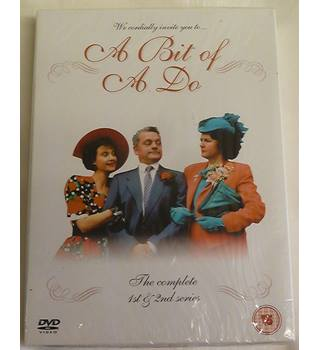 A Bit of a Do - Complete DVD Box Set (Sealed)