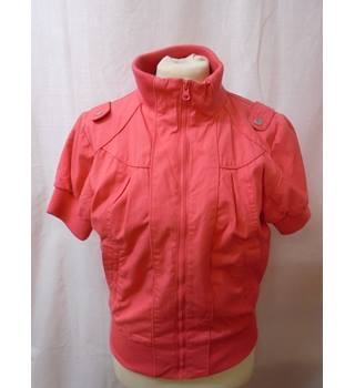 Unbranded - Size: 12 - Orange - Casual Jacket