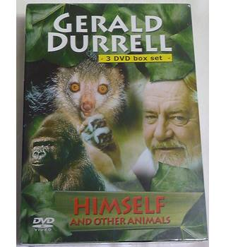 Gerald Durrell - Himself and Other Animals [Box Set]