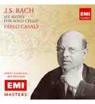 J.S .BACH : SIX SUITES FOR SOLO CELLO Johann Sebastian Bach, composer