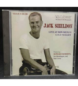 Live at Don Mupo's Gold Nugget / Jack Sheldon