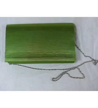 Classic Millinery clutch bag Green - Clutch bag