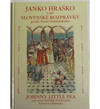 Johnny Little Pea and Other Slovak folktales