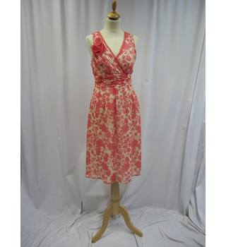 Kaliko - Size: 10 - Pink - Sleeveless Dress