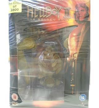 Hellboy II: The Golden Army, Box set with Action Figure Hellboy