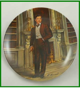 "Knowles - Fine Bone China - Limited Edition - ""Rhett"""