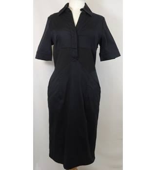 Reiss - Size: 12 - Black - Knee length dress