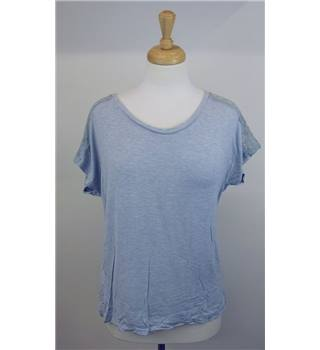 Rosie for Autograph size 12 blue grey top. Rosie for Autograph - Size: 12 - Grey