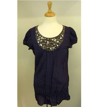 Dorothy Perkins size 14 purple top. Dorothy Perkins - Size: 14 - Purple