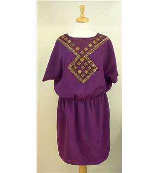 BNWT So Fabulous size 18 purple long top. So Fabulous - Size: 18 - Purple