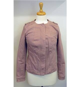 Boden size 8 dusky pink denim jacket. Boden - Size: 8 - Pink - Casual jacket / coat