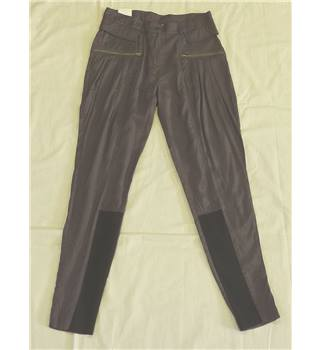 "BNWT Firetrap size 8 charcoal grey tapered leg light weight trouser. Firetrap - Size: 27"" - Grey"