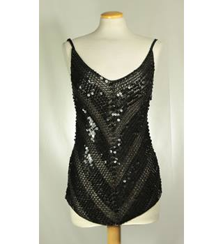 Unbranded - Size: S - Black - Sleeveless Top