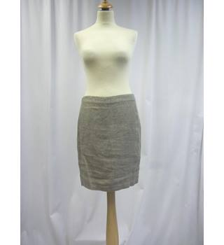 French Connection - Size: 8 - Beige - short skirt