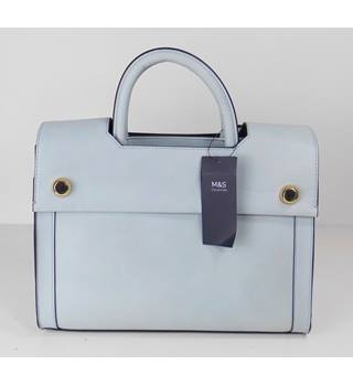 Marks & Spencer Ice Blue Handbag