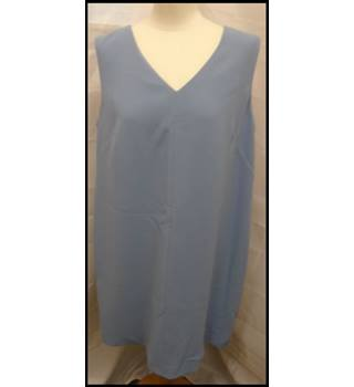 Hobbs - Blue - Knee length dress