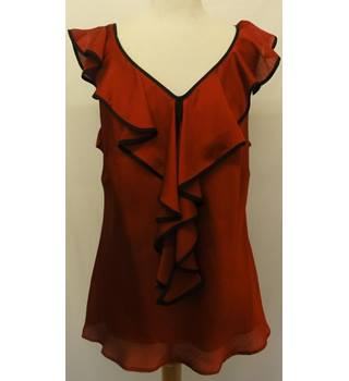 Roman - Size: 18 - Red - Sleeveless top