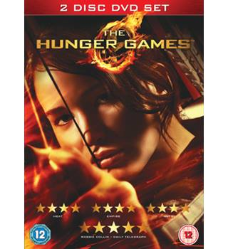 THE HUNGER GAMES 2 DVD set 12