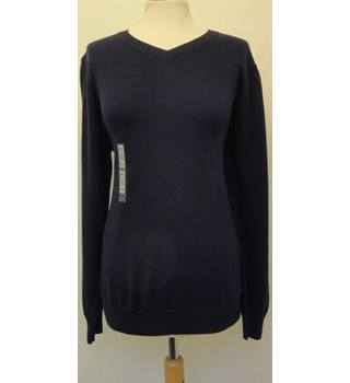 M&S Marks & Spencer - Size: S - Blue - Jumper