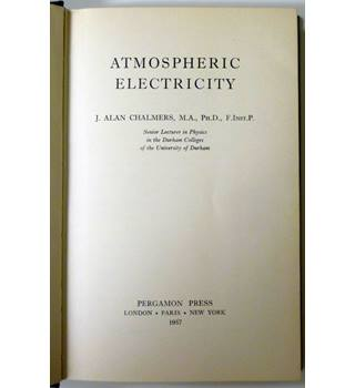 Atmospheric Electricity