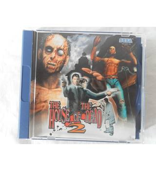 The House Of The Dead 2  Sega Dreamcast