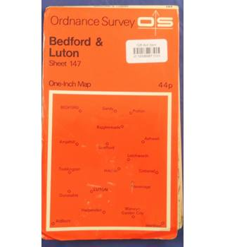 Ordnance Survey One-Inch Map Series: Bedford & Luton - Sheet 147