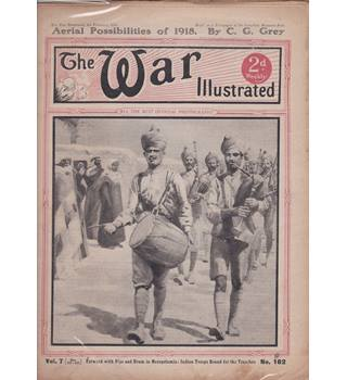 The War Illustrated, No 182, Vol 7.