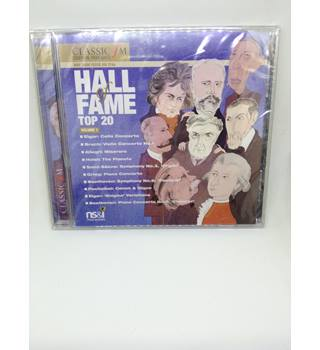 Brand new Classic FM Hall of Fame Top 20 CD Various