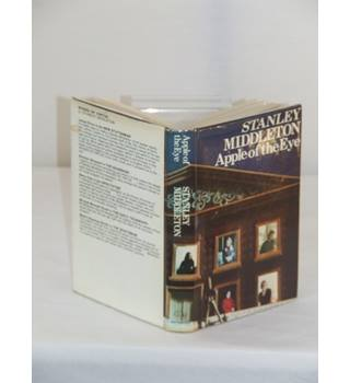50% OFF SALE Apple of the Eye by Stanley Middleton Hardback Book